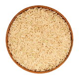 Weißer Reis Lizenzfreie Stockfotos