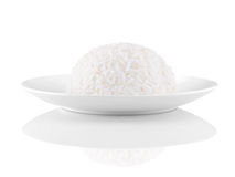 Weißer Reis Lizenzfreie Stockfotografie