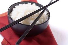 Weißer Reis Stockfotografie