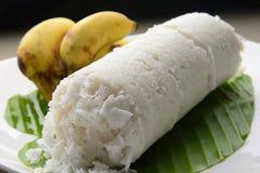 Weißer Reis Rolls Stockfotografie