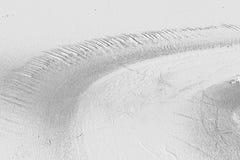 Weißer Sandbeschaffenheitshintergrund Stockbilder