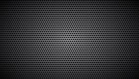Weißer schwarzer Halbtonhintergrund Stockbild