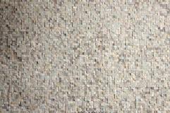 Weißer Steinwandhintergrund Stockbild