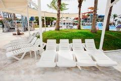 weißer Strand Chai Lizenzfreies Stockfoto