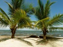 Weißer Strand - Guatemala Lizenzfreie Stockfotografie