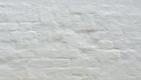 Weißer Stuckwandhintergrund Stockfotografie