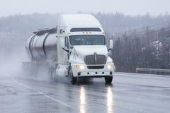 Weißer Tanker Stockbilder