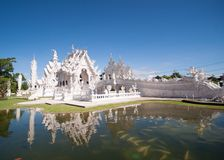 Weißer Tempel 2 Stockfoto