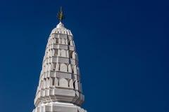 Weißer Turm Stockbild