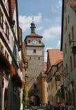 Weißer Turm Royalty-vrije Stock Foto