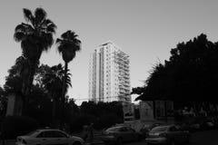 Weißer Turm im Dschungel Lizenzfreie Stockbilder