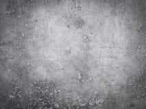 Weißer und schwarzer alter Zement der alten Zementwand-Beschaffenheit Lizenzfreies Stockfoto