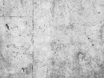 Weißer und schwarzer alter Zement der alten Zementwand-Beschaffenheit Stockfotos