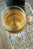 Weißer Wein Lizenzfreie Stockfotos