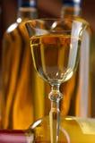 Weißer Wein Stockbilder