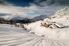 Weißer Winter Stockfoto