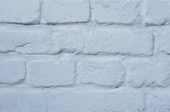 Weißer Ziegelsteinhintergrund Lizenzfreies Stockfoto