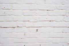 Weißer Ziegelsteinstein blockiert Wandhintergrund und -beschaffenheit Lizenzfreie Stockfotografie