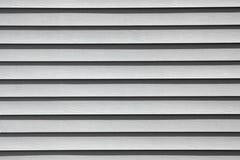 Weißes Abstellgleis lizenzfreie stockbilder