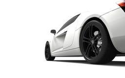 Weißes Auto Stockbilder