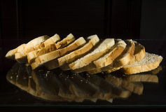 Weißes Brot Lizenzfreie Stockfotografie