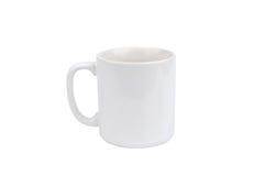 Weißes Cup Lizenzfreie Stockbilder