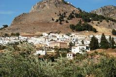 Weißes Dorf, Archidona Lizenzfreie Stockfotos