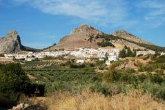 Weißes Dorf, Archidona Lizenzfreies Stockfoto