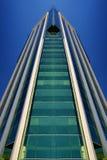 Weißes Gebäude Stockbild