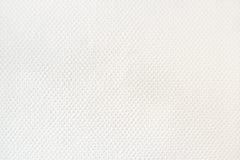 Weißes gesponnenes Tapetenmaterial Lizenzfreie Stockfotografie
