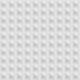 Weißes Grey Seamless Geometric Pattern Vektor Abbildung