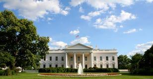 Weißes Haus lizenzfreies stockfoto