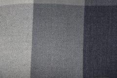 Weißes Hintergrundbaumwollbeschaffenheitsgewebe Lizenzfreies Stockbild