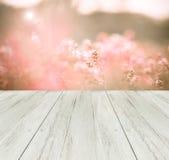 Weißes Holz Stockfotografie