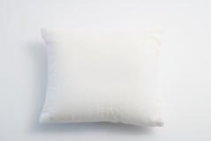 Weißes Kissen Stockbilder