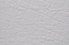 Weißes Leder Lizenzfreies Stockfoto