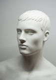 Weißes Mannequin Stockfoto