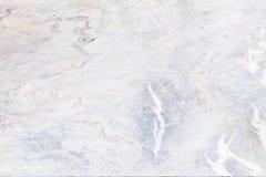 Weißes Marmorbeschaffenheitszusammenfassung backgroun Lizenzfreies Stockfoto