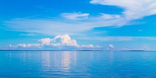 Weißes Meer, Karelien, nördlich von Russland Lizenzfreie Stockfotos