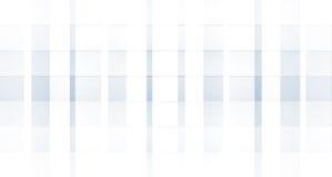 Weißes modernes Muster stock abbildung