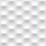 Weißes nahtloses Muster vektor abbildung