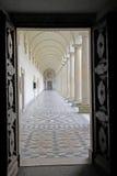 Weißes Portal Stockbilder