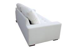 Weißes Sofa Lizenzfreie Stockbilder