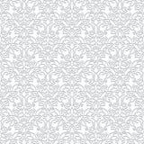 Weißes Spitzemuster Stockbilder