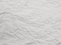 Weißes strukturiertes Papier Lizenzfreie Stockbilder