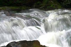 Weißes Wasser Stockbild