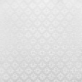 Weißes Webart-Muster Stockbild