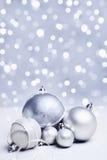 Weißes Weihnachten lizenzfreie stockfotografie