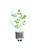Weißglühende Glühlampe lizenzfreies stockfoto