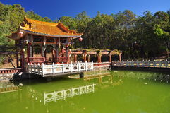 Wei bao shan, Yunnan, China Royalty Free Stock Image